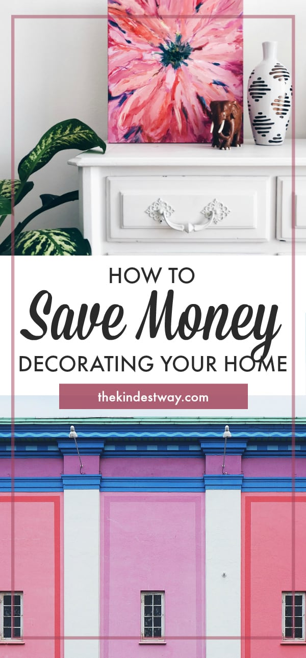 10 tricks to save money decorating your home the kindest way - How to decorate a house with no money ...