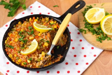 20 vegan paella recipes
