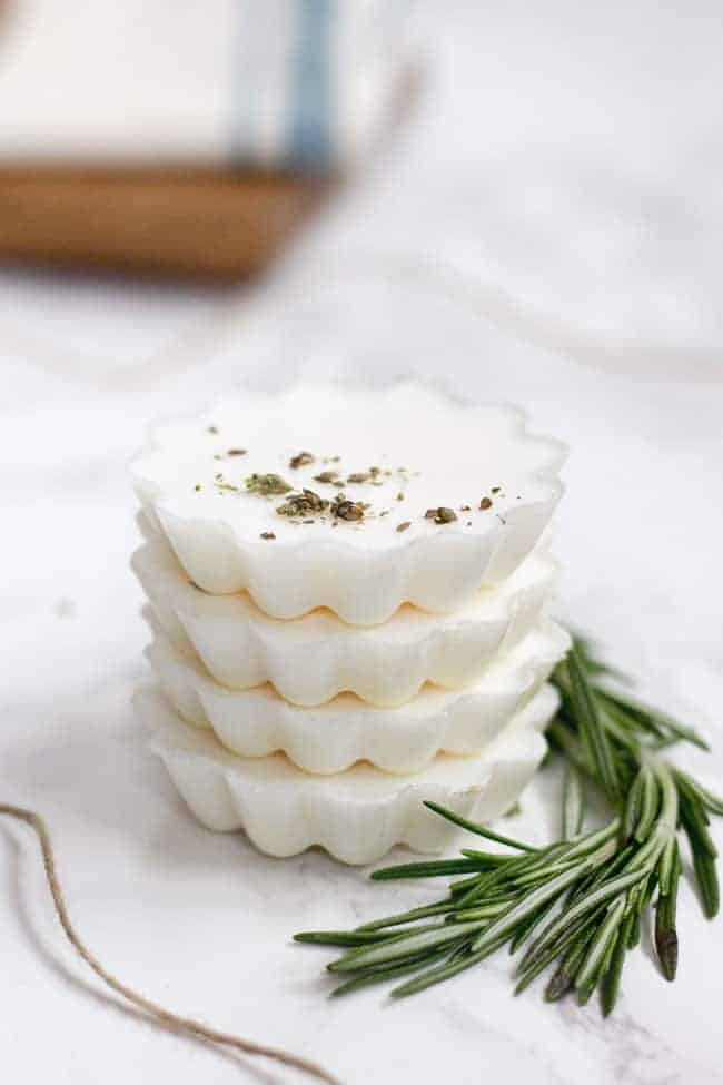 Easy Handmade Soap Recipe