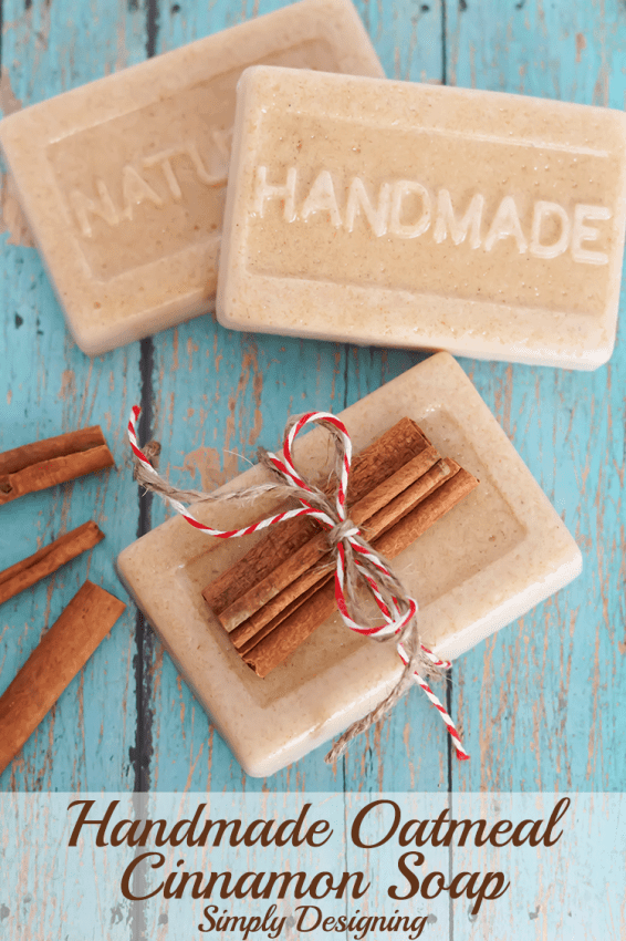 Homemade Bar Soap Recipe