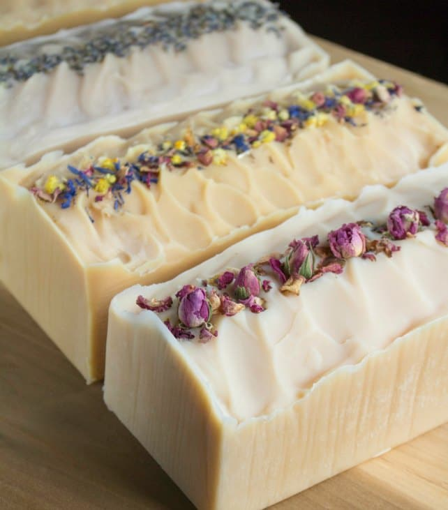 Homemade Milk Soap Recipe